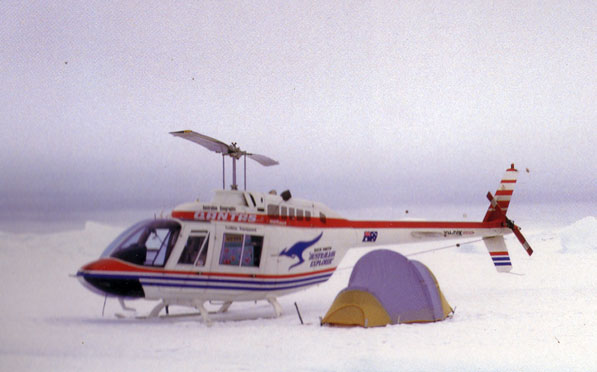 Dick Smith's Bell 206